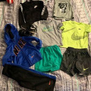 Toddler boy Nike bundle